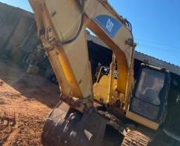 Escavadeira Cat 320L ano 98