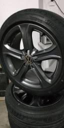 """Jogo de roda original Audi A5 aro 17"""""""