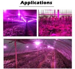 Título do anúncio: COD-CP458 Kit 3 Unid. 3W Espectro Completo Led Crescer Plantas Aquario Estufa Automação
