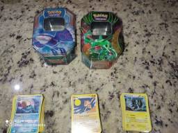 386 Cartas pokémon Trading card game