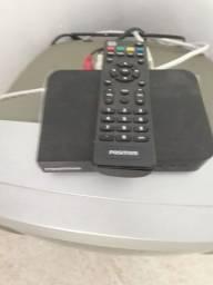 TV Semp 14 Pol,com conversor digital.