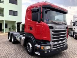 Agio - Scania R480 - Ent R$ 49.000,00