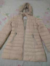 Vendo casaco safira impermeável 200.00
