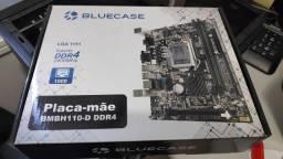 PLACA MÃE IPMH110-D DDR3 NOVA