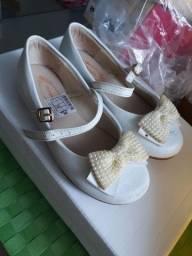 Sapato de daminha