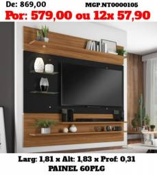 Super Promoção em Maringa - Painel de televisão de até 60 Plg Super Grande pra Sala