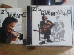 CD Duplo Zé Ramalho