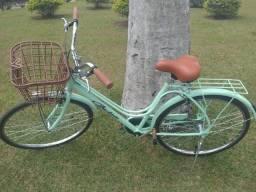 Bicicleta retrô Brisa