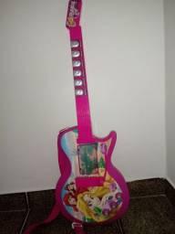 Toyng Guitarra Infantil Princesas