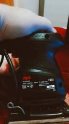 Lixadeira 200w e plaina 550w Skil