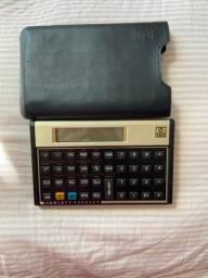Calculadora hp12c seminova.