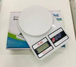 Balança Digital Eletrônica Pesa 1gr Até 10kg Cozinha