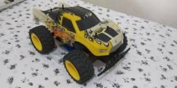 Carro De controle remoto Monster truck hot wheels