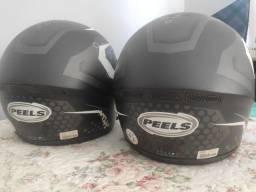 Vendo 2 capacetes