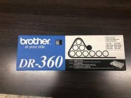 Cilindro Brother DR-360 p/ 12.000 Páginas