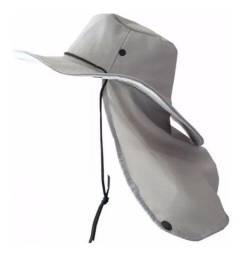 Chapéu de sol camuflado