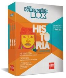 Ser Protagonista. História - Box