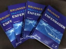 Brunner enfermagem 4 volumes