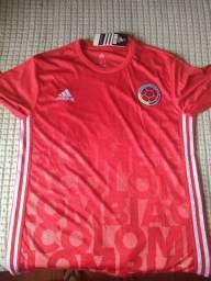 Camiseta futebol seleção colombiana adidas