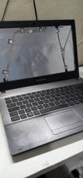 Carcaça Completa Notbook Positivo Ultra S4000