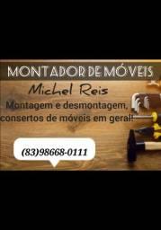 Montador de móveis Michel Reis