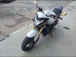 Vendo Moto CB 600f Hornet