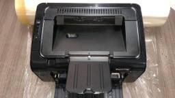 Impressora laser hp1102 Wi-Fi