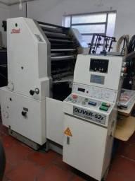 Máquina Sakurai Automática Pneumática