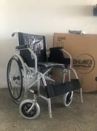Cadeira de Rodas Dellamed nova *