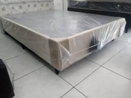 BASE BOX CASAL POR APENAS 12x de R$23,25 NO CARTÃO DE CRÉDITO