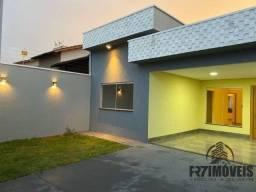 Título do anúncio: Casa 3Q Sala e cozinha integrada no Parque das Flores Alto Padrão*