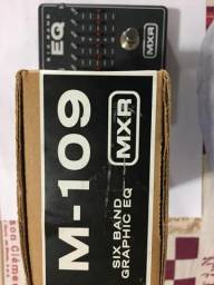 Pedal Mxr M-109 Six Band Eq