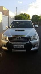 Toyota Hilux SRV Prata - 2012/13 - Em ótimo estado e preço - Apenas Venda - 2013