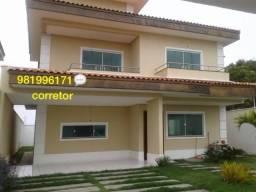 Casa Duplex No Araçagi ,4 Suites ,Moveis Projetados ,Nascente
