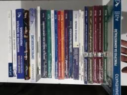 Coleção De Livros Administração (24 Livros de administração)