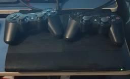 PS3 + 89 jogos
