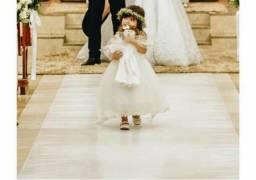 Vestido noivinha