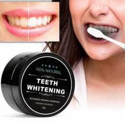 Clareador Dental 100% Natural