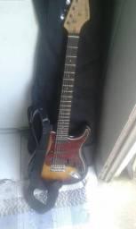 Giannini stratocaster sonic x series