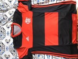 Camisa do Flamengo 16/17 Oficial Tam G