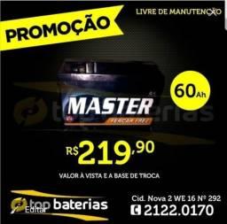 Bateria master