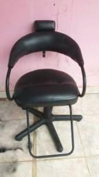 Cadeira simples pra Salão