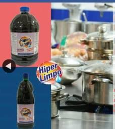 Vendo produtos de limpeza Hipe limpo zap 88918358