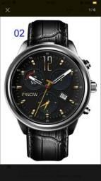 Smartwatch Finow X5 3g + Acessórios.