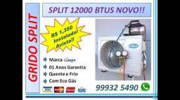 Ar Condicionado Split 12000 Btus