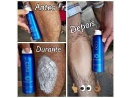 Spray removedor de pelos Depeeling