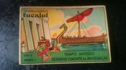 Estampa do sabonete Eucalol - Série 5 - Estampa 1