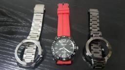 Relógio Marca Touch troca pulseiras