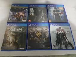 Jogos de PS4 muito novo Barato jogo para Playstation 4