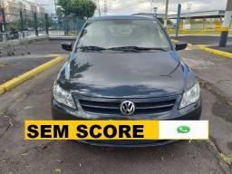 Vw - Volkswagen Gol entrada no cartão financio com baixo score